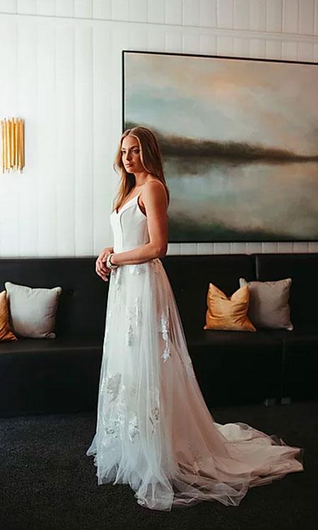 Wendy Makin Rivoli Skirt